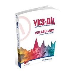 Akın Dil & Yargı Yayınları - Akın Dil & Yargı Yayınları YKSDİL Vocabulary Kelime Çalışma ve Kelime Soru Bankası