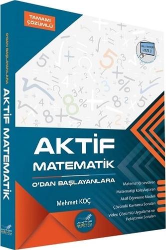 Aktif Eğitim Yayınları Aktif Matematik 0 dan Başlayanlara