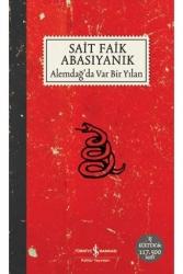 İş Bankası Kültür Yayınları - Alemdağ'da Var Bir Yılan İş Bankası Kültür Yayınları