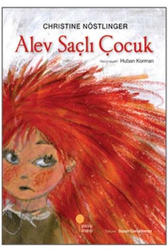 Alev Saçlı Çocuk Günışığı Kitaplığı