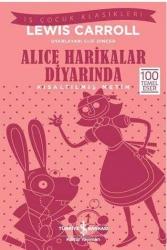 İş Bankası Kültür Yayınları - Alice Harikalar Diyarında Kısaltılmış Metin İş Bankası Kültür Yayınları
