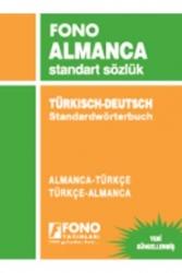 Fono Yayınları - Almanca Standart Sözlük Fono Yayınları