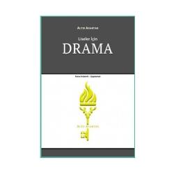 Altın Anahtar Yayınları - Altın Anahtar Yayınları Liseler İçin Drama