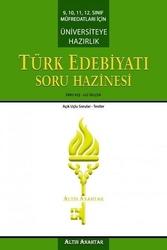 Altın Anahtar Yayınları - Altın Anahtar Yayınları Türk Edebiyatı Soru Hazinesi