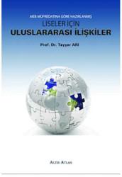 Altın Atlas Yayınları - Altın Atlas Yayınları Liseler İçin Uluslararası İlişkiler