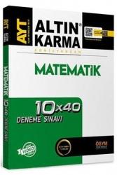 Altın Karma - Altın Karma AYT Matematik 10x40 Deneme Sınavı