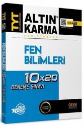 Altın Karma - Altın Karma TYT Fen Bilimleri Video Çözümlü 10x20 Deneme Sınavı