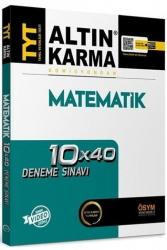 Altın Karma - Altın Karma TYT Matematik Video Çözümlü 10x40 Deneme Sınavı