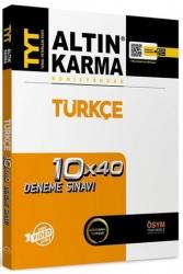 Altın Karma - Altın Karma TYT Türkçe Video Çözümlü 10x40 Deneme Sınavı