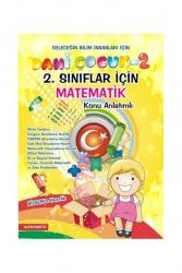 Altın Nokta Yayınları - Altın Nokta Yayınları 2. Sınıf Dahi Çocuk Matematik Konu anlatımlı