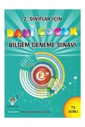 Altın Nokta Yayınları - Altın Nokta Yayınları 2. Sınıflar İçin Dahi Çocuk Bilsem Deneme Sınavı