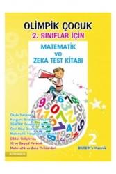 Altın Nokta Yayınları - Altın Nokta Yayınları 2. Sınıflar İçin Olimpik Çocuk Bilsem Kanguru Matematik ve Zeka Testi Kitabı