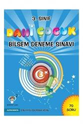 Altın Nokta Yayınları - Altın Nokta Yayınları 3. Sınıf Dahi Çocuk Bilsem Deneme Sınavı