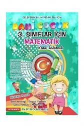 Altın Nokta Yayınları - Altın Nokta Yayınları 3. Sınıf Dahi Çocuk Matematik Konu Anlatımlı