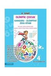Altın Nokta Yayınları - Altın Nokta Yayınları 4. Sınıf Olimpik Çocuk Bilsem Kanguru Olimpiyat Zeka Kitabı