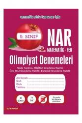 Altın Nokta Yayınları - Altın Nokta Yayınları 5. Sınıf Nar Olimpiyat Denemeleri Matematik Fen