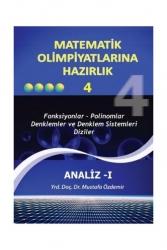 Altın Nokta Yayınları - Altın Nokta Yayınları Matematik Olimpiyatlarına Hazırlık 4 Analiz 1