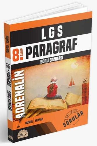 Altıntest Yayınları 8. Sınıf LGS Paragraf Soru Bankası