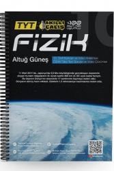 Yazarın Kendi Yayını - Altuğ Güneş TYT 10. Sınıf Konuları Video Anlatım ve Video Soru Çözümlü Fizik Kitabı