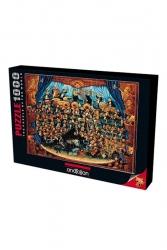 Anatolian - Anatolian Puzzle 1000 Parça Orkestra