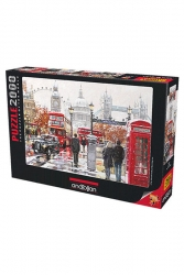 Anatolian - Anatolian Puzzle 2000 Parça London