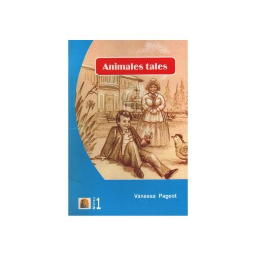 Animales Tales Vanessa Pageot - Kapadokya Yayınları