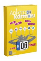 Ankara Karması Yayınları - Ankara Karması Yayınları 2.Sınıf 06 Paket Deneme Sınavı