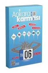 Ankara Karması Yayınları - Ankara Karması Yayınları 4.Sınıf 06 Paket Deneme Sınavı