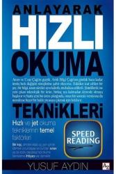 AZ Kitap Yayınları - Anlayarak Hızlı Okuma Teknikleri Az Kitap Yayınları
