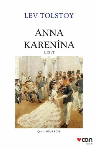Anna Karenina 2 Cilt Can Yayınları