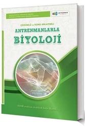 Antrenman Yayınları - Antrenman Yayınları Antrenmanlarla Biyoloji Çözümlü ve Konu Anlatımlı