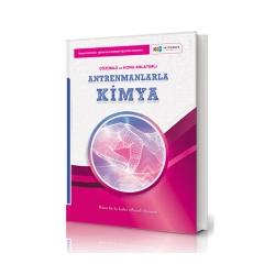 Antrenman Yayınları - Antrenman Yayınları Antrenmanlarla Kimya Çözümlü ve Konu Anlatımlı