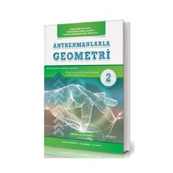 Antrenman Yayınları - Antrenmanlarla Geometri - 2. Kitap Antrenman Yayınları