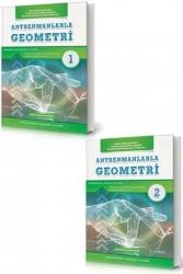 Antrenman Yayınları - Antrenmanlarla Geometri Seti 2 Kitap Antrenman Yayınları