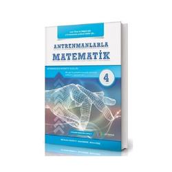 Antrenman Yayınları - Antrenmanlarla Matematik - 4. Kitap Antrenman Yayınları