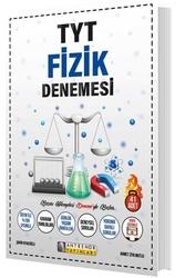 Antrenör Yayınları - Antrenör Yayınları TYT Fizik Video Çözümlü 41 Deneme