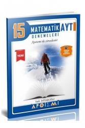 Apotemi Yayınları - Apotemi Yayınları AYT Matematik 15 Çözümlü Deneme