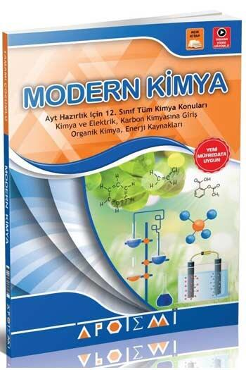 Apotemi Yayınları - Apotemi Yayınları Modern Kimya
