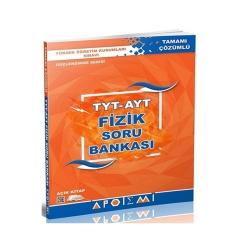 Apotemi Yayınları - Apotemi Yayınları TYT AYT Kimya Tamamı Video Çözümlü Soru Bankası