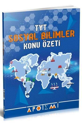 Apotemi Yayınları - Apotemi Yayınları TYT Sosyal Bilimler Konu Özeti