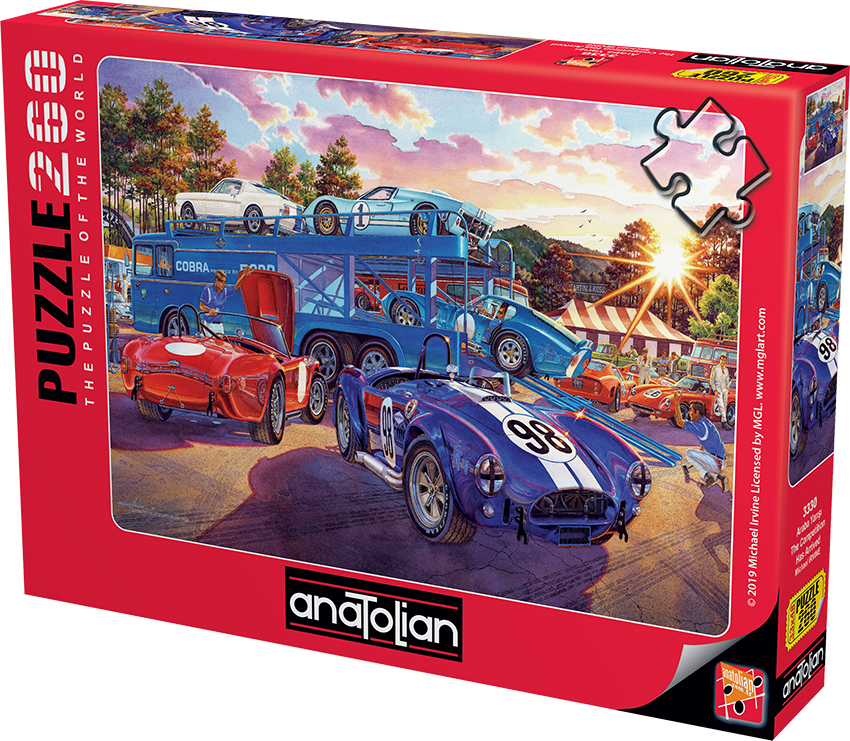 Anatolian - Araba Yarışı / The Competition Has Arrived