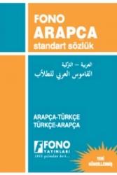 Fono Yayınları - Arapça Standart Sözlük Fono Yayınları