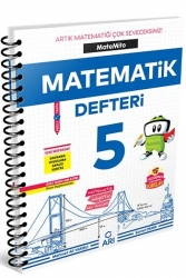 Arı Yayınları - Arı Yayıncılık 5. Sınıf Matemito Matematik Defteri