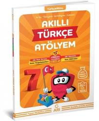 Arı Yayıncılık - Arı Yayıncılık 7. Sınıf TürkçeMino Akıllı Türkçe Atölyem