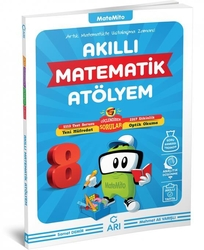 Arı Yayıncılık - Arı Yayıncılık 8. Sınıf Matemito Akıllı Matematik Atölyem