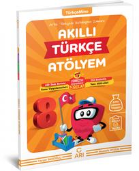Arı Yayıncılık - Arı Yayıncılık 8. Sınıf TürkçeMino Akıllı Türkçe Atölyem