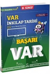 Arı Yayınları - Arı Yayıncılık 8. Sınıf VAR İnkılap Tarihi Yeni Nesil Soru Bankası