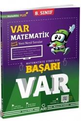 Arı Yayınları - Arı Yayıncılık 8. Sınıf VAR Matematik Yeni Nesil Soru Bankası