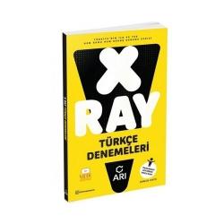 Arı Yayınları - Arı Yayıncılık TYT Türkçe X RAY Denemeleri