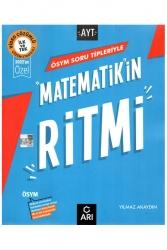"""Arı Yayıncılık - Arı Yayınları AYT ÖSYM Soru Tipleriyle Matematik""""in Ritmi"""